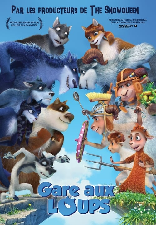 Regarder Gare aux loups (2016) streaming openload
