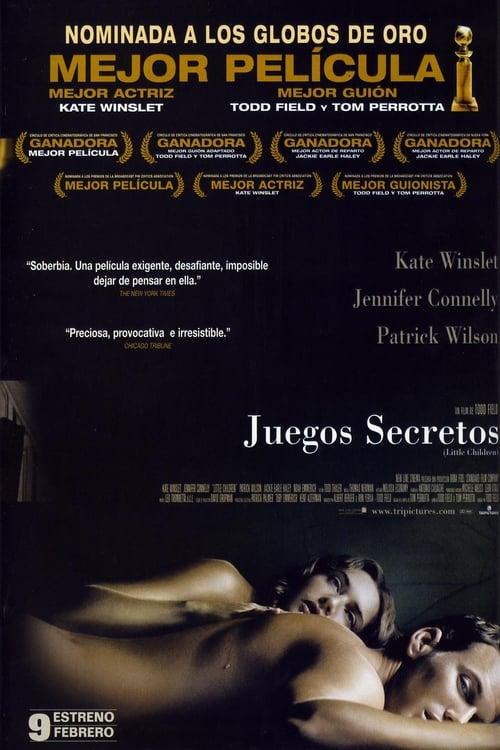 Película Juegos secretos En Buena Calidad Gratis