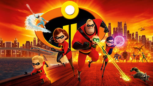 Watch Incredibles 2 Online Vidspot