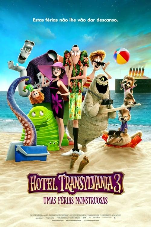 Assistir Hotel Transilvânia 3: Férias Monstruosas