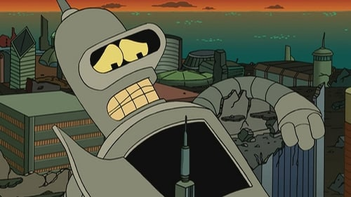 Futurama - Season 2 - Episode 20: 16