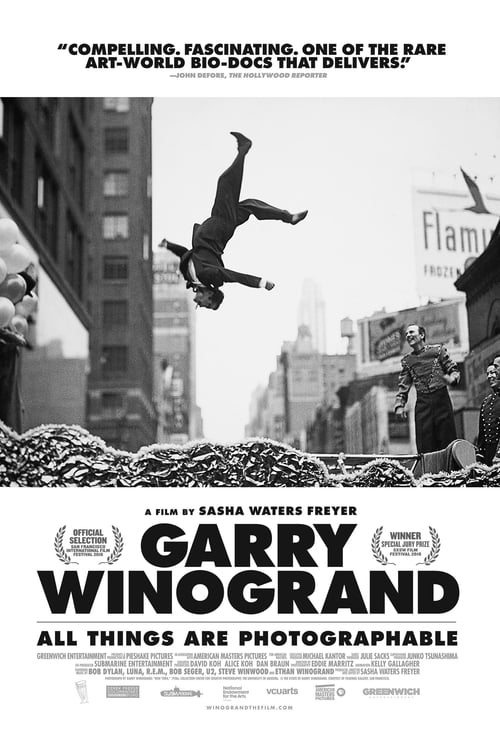 فيلم Garry Winogrand: All Things Are Photographable في نوعية جيدة مجانا