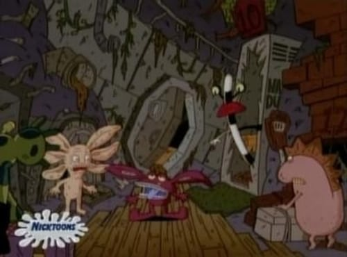 Aaahh!!! Real Monsters: Season 2 – Episode Spontaneously Combustible