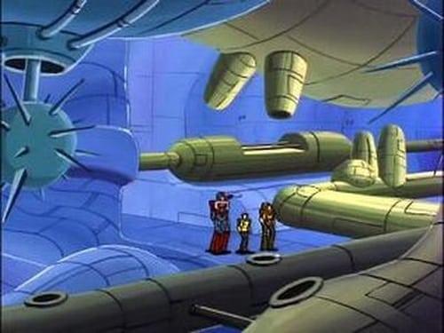 The Transformers: Season 2 – Episod Microbots
