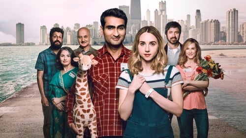Watch The Big Sick (2017) in English Online Free | 720p BrRip x264