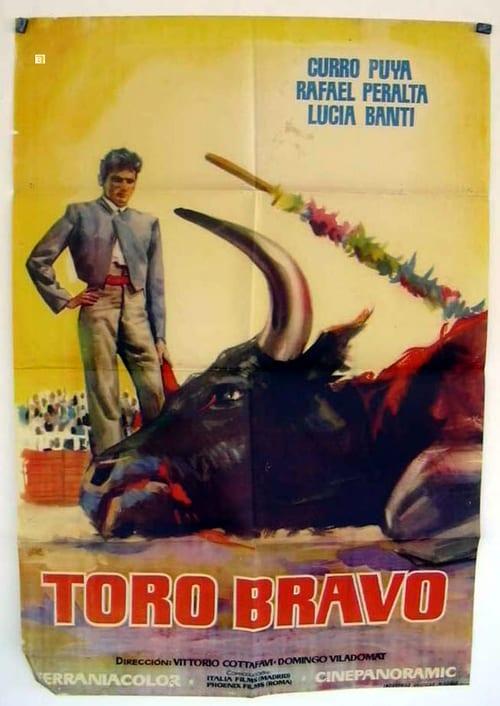 Toro bravo (1960)