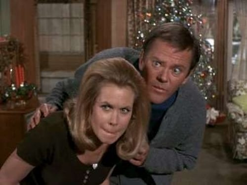 Bewitched: Season 6 – Épisode Santa Comes to Visit and Stays and Stays