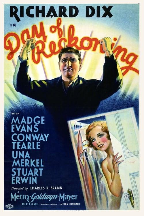 Day of Reckoning (1933)