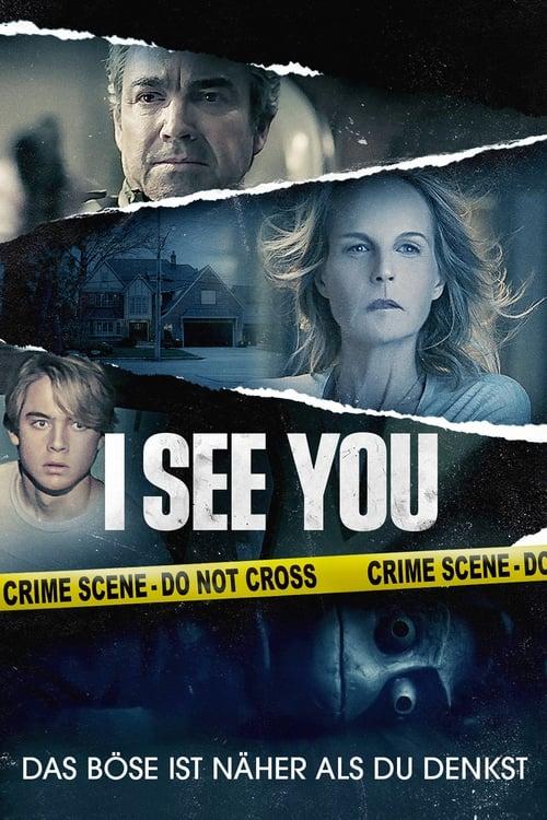 Poster von I See You - Das Böse ist näher als du denkst