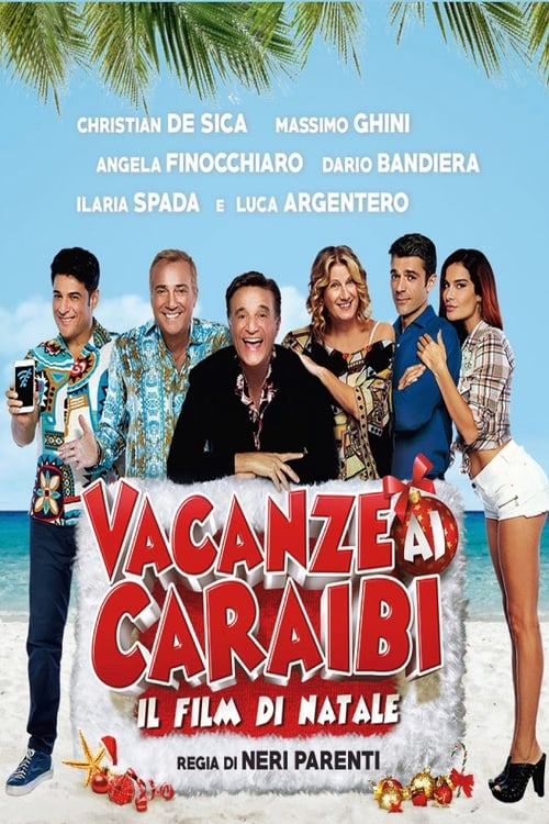 ساعة Vacanze ai Caraibi باللغة العربية