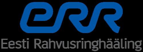 Estonian Public Broadcasting (ERR)                                                              Logo