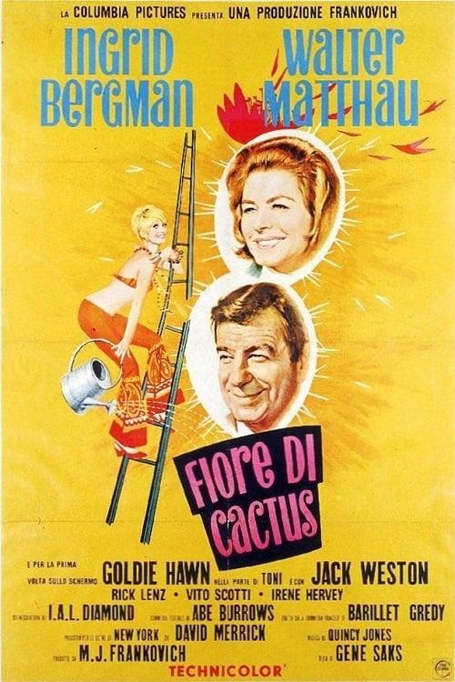 Fiore di cactus (1969)