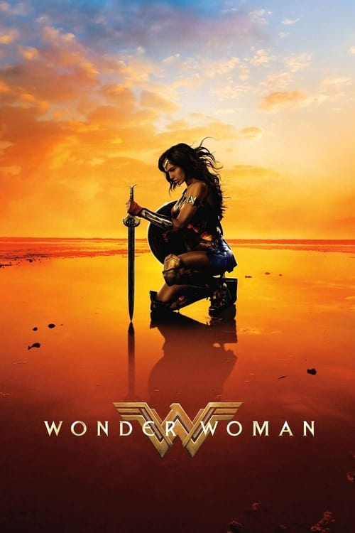 Largescale poster for Wonder Woman