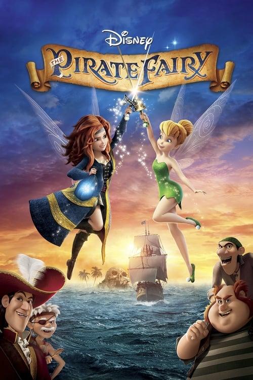 The Pirate Fairy ( Tinker Bell ve Korsan Peri )