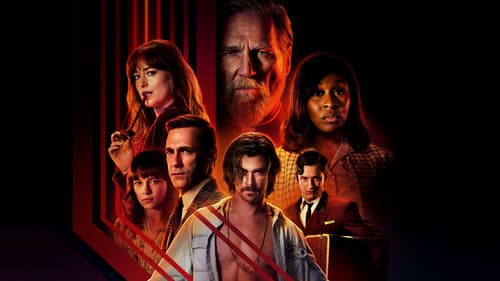 Bad Times at the El Royale (2018) Bluray