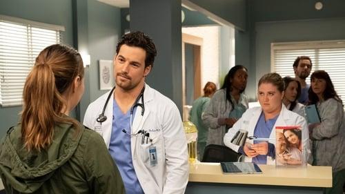 Grey's Anatomy - Season 15 - Episode 24: Drawn to the Blood