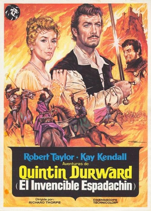 Mira La Película Las aventuras de Quintin Durward Gratis
