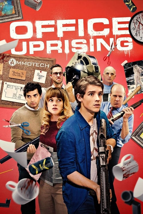 Streaming Office Uprising (2018) Movie Free Online