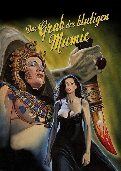 Das Grab der blutigen Mumie