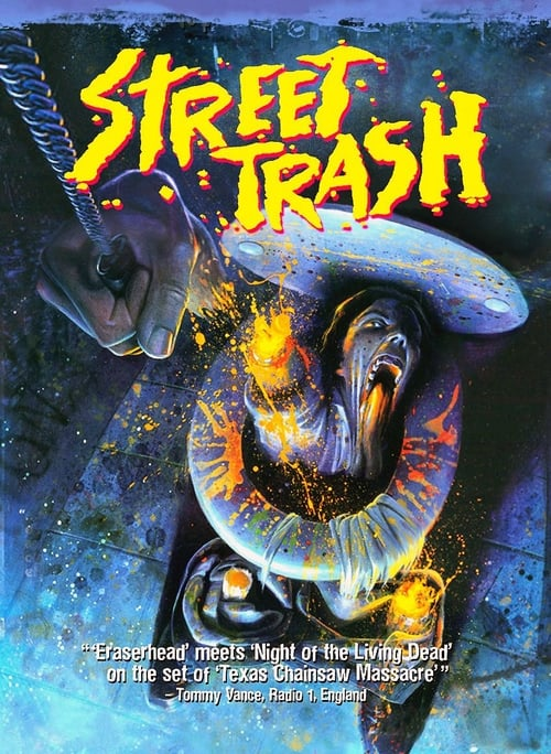 Streaming Street Trash (1987) Movie Free Online