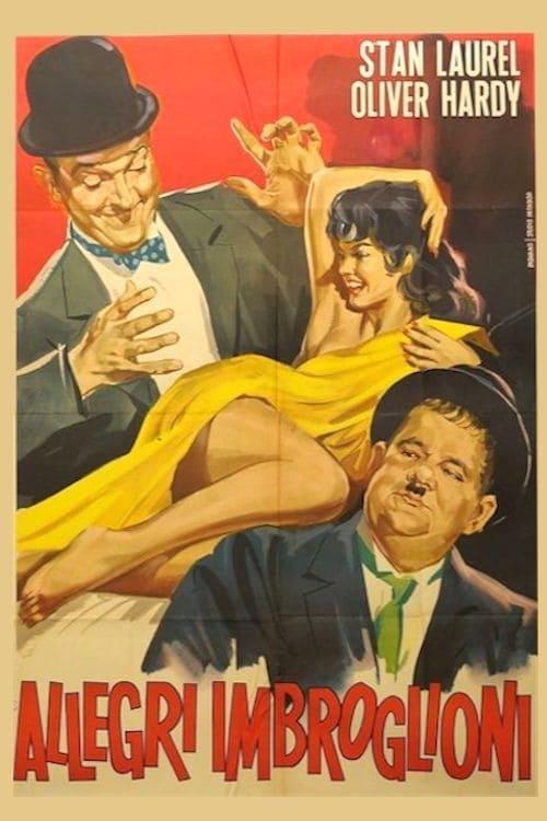 Gli allegri imbroglioni (1943)