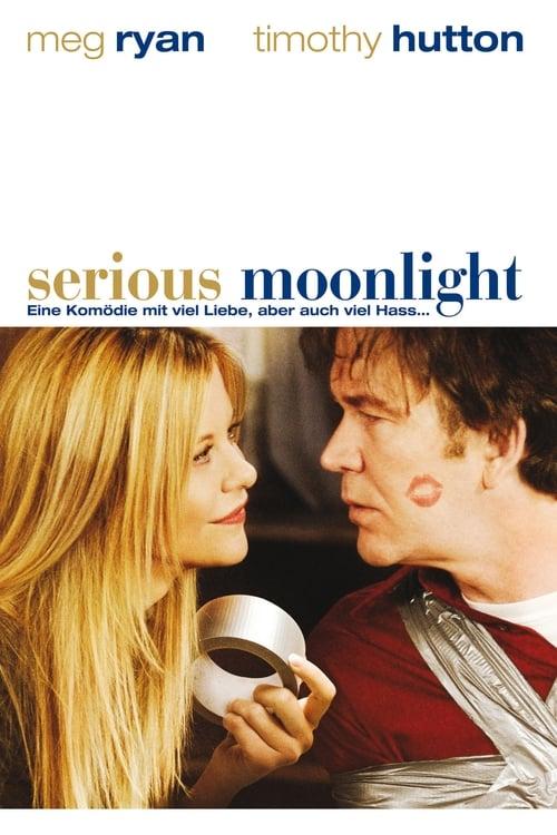 Poster von Serious Moonlight