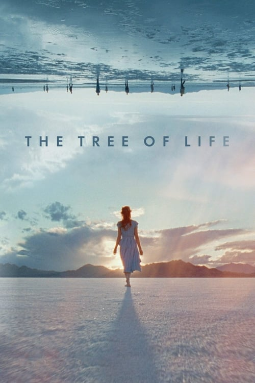 Poster for the movie, 'The Tree of Life'