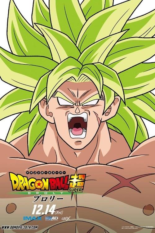 Voir Dragon Ball Super: Broly (2019) Film en Streaming VF
