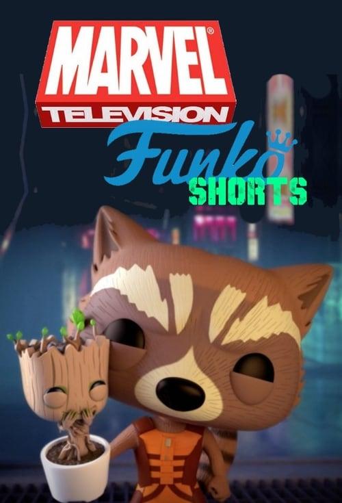Marvel Funko Shorts