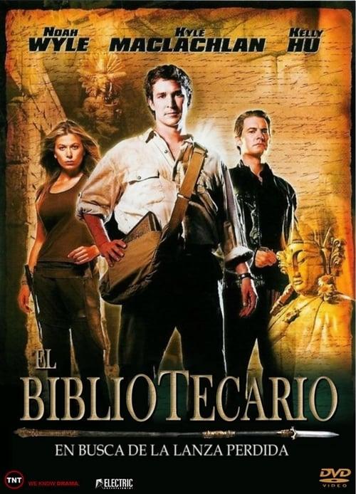 Mira La Película El bibliotecario: En busca de la lanza perdida En Buena Calidad Hd 1080p