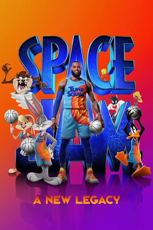 Largescale poster for Space Jam: A New Legacy