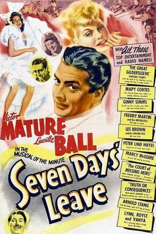 Seven Days' Leave (1942)