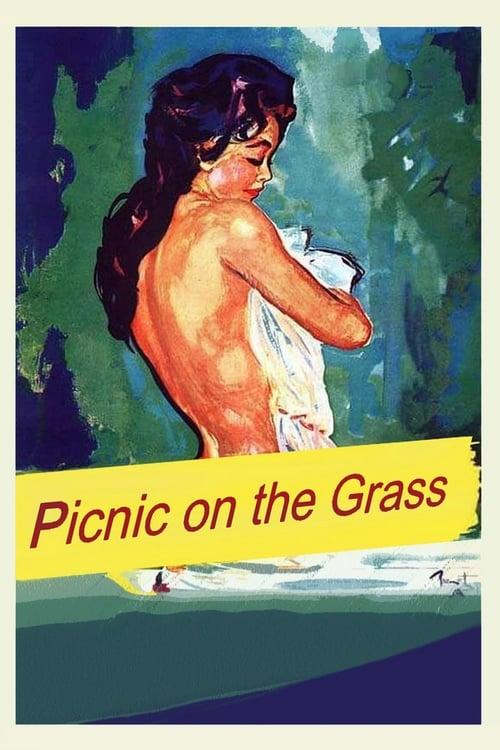 Le déjeuner sur l'herbe ( Le Déjeuner sur l'herbe )