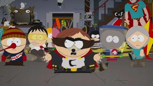 South Park - Season 14 - Episode 11: Coon 2: Hindsight