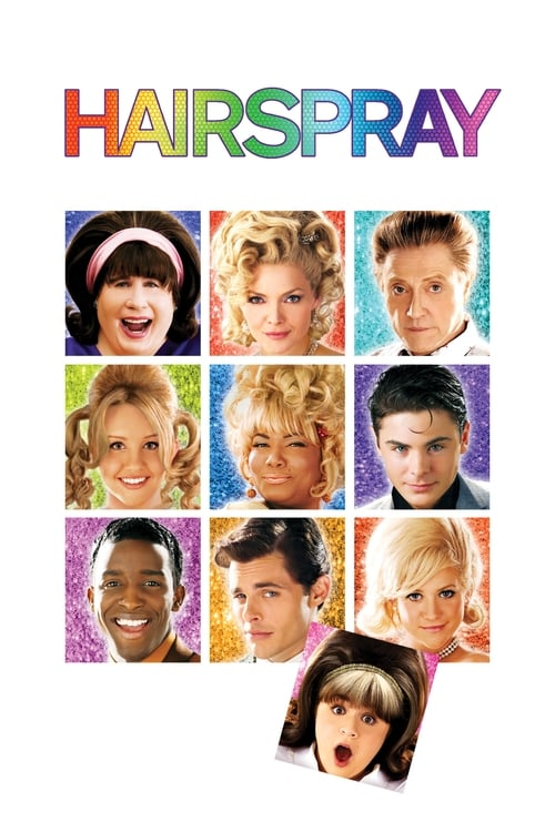 Streaming Hairspray (2007) Movie Free Online