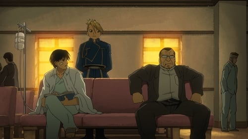 Fullmetal Alchemist: Brotherhood: Season 1 – Episod Advance of the Fool