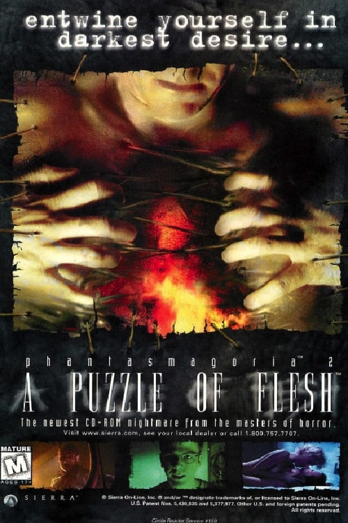 Regarde Phantasmagoria: A Puzzle of Flesh En Ligne