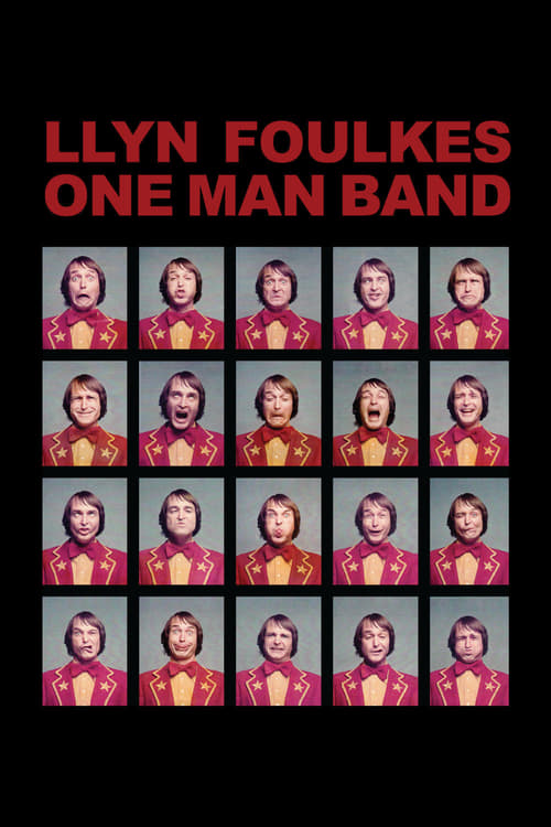 Largescale poster for Llyn Foulkes One Man Band