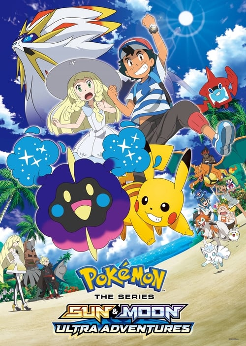 Pokémon A Série: Sol & Lua – Ultra Aventuras Online