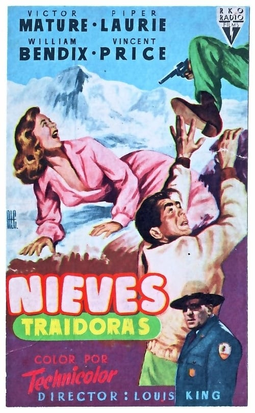 Mira La Película Nieves traidoras Doblada En Español