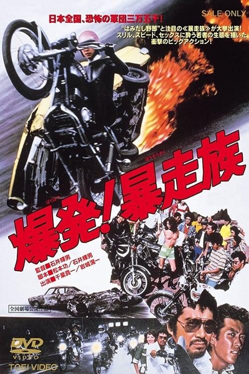 Detonation: Violent Riders (1975)
