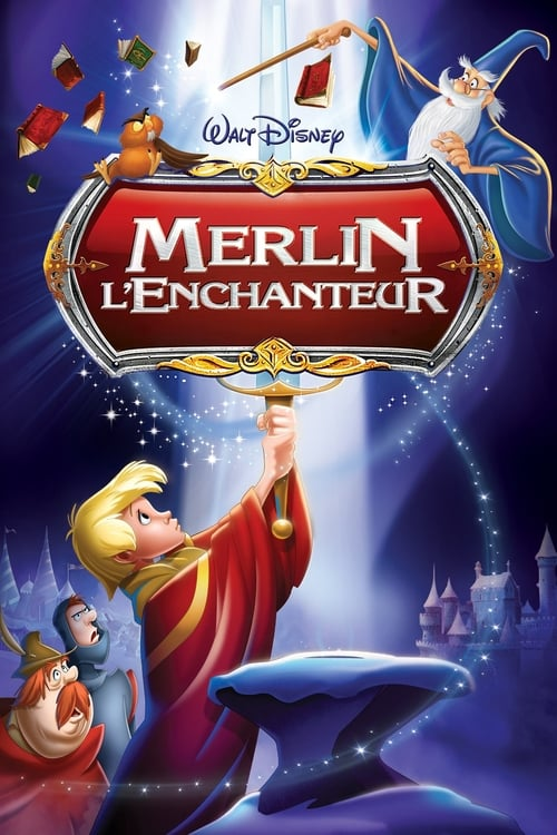 Regarder Merlin l'enchanteur (1963) film vf