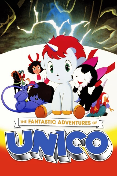 The Fantastic Adventures of Unico (1981) Poster