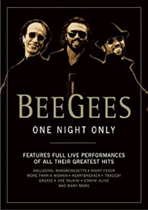 Ver pelicula BeeGees One Night Only Online