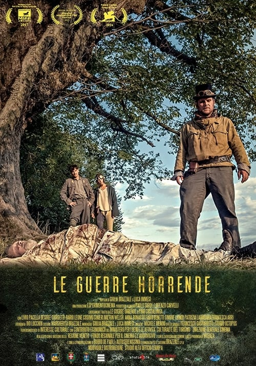 Le guerre horrende poster