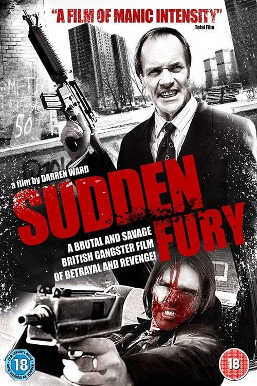 Poster von Sudden Fury