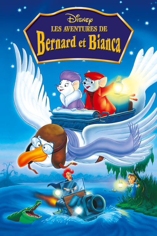 [FR] Les Aventures de Bernard et Bianca (1977) streaming fr