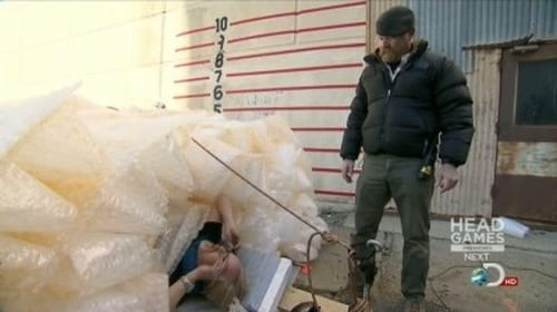 MythBusters: Season 2012 – Épisode Bubble Pack Plunge