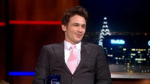 The Colbert Report: Season 9 – Episode James Franco