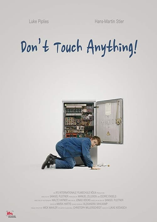 Don't Touch Anything (1969)